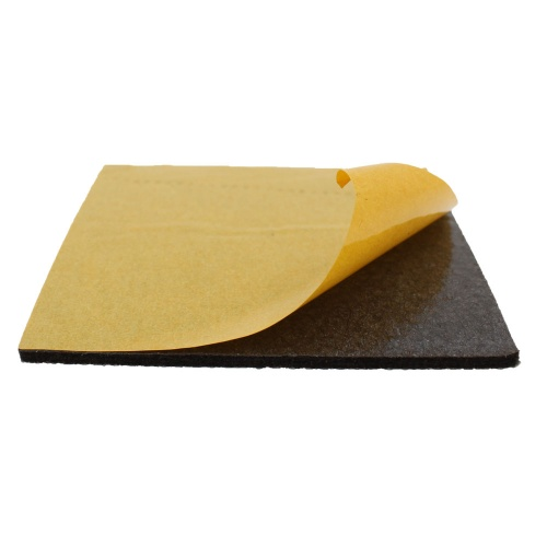 100mm Non Slip Self Adhesive Furniture Felt Pads Protect